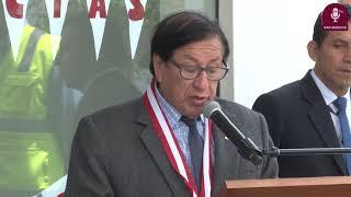 Tema:Inauguración del nuevo pabellón de Ciencias Económicas