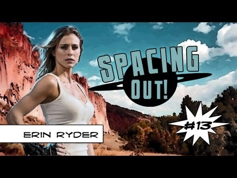 Erin Ryder talks about Chasing UFOs - Spacing Out! Ep. 13