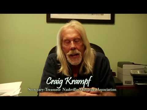 Craig Krampf talks about Music Piracy in support of Save The Music America
