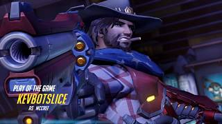 Did...did Ana's face just block Widow from Deadeye?