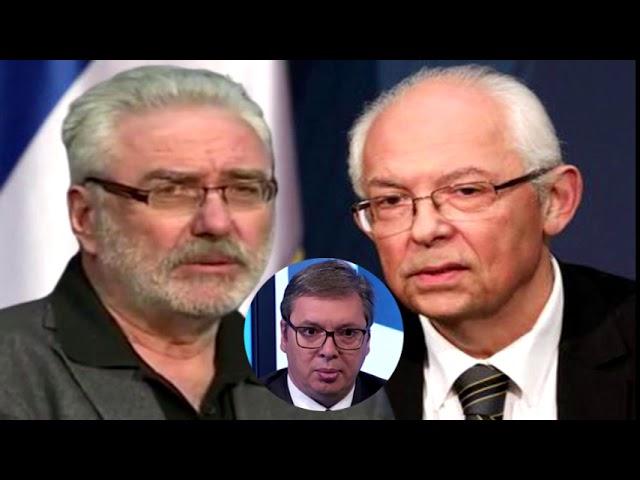 dr Nestorović priznao: Vučić je najveći ološ u Srbiji - BIA ĆE UHAPSITI VUČIĆA I PREDRAGA KONA?!