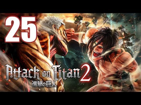 Attack on Titan 2 - Gameplay Walkthrough Part 25: Charge