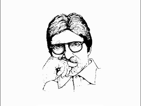 "how-to-draw-""amitabh-bachchan""-face-pencil-drawing-step-by-step"