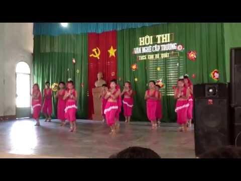 Múa Ánh Trăng Tình Bạn - Nhà Văn Hoá Chi Lăng Huyện Tịnh Biên