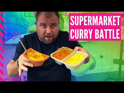 BATTLE OF THE SUPERMARKET CURRIES