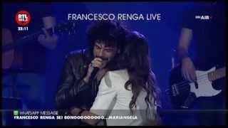 "Francesco Renga - Alessandra Amoroso ""L'Amore Altrove"" live"