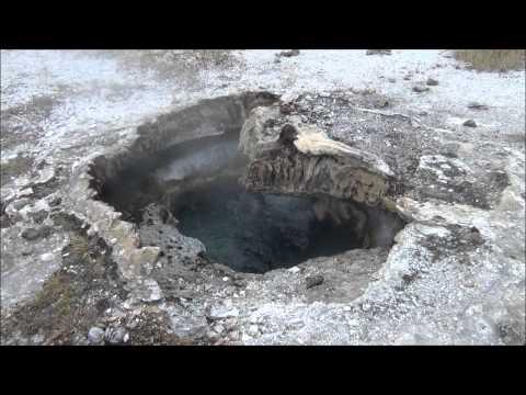 Yellowstone 2012   Geysers Hot Springs & Fumaroles