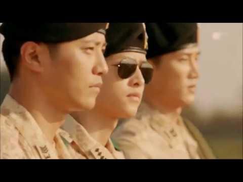 Kore Klip - Descendants of the Sun ( Buralar Yanar )