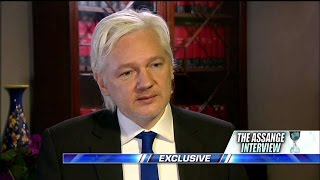 Assange: Obama Playing Games With Russian Accusations