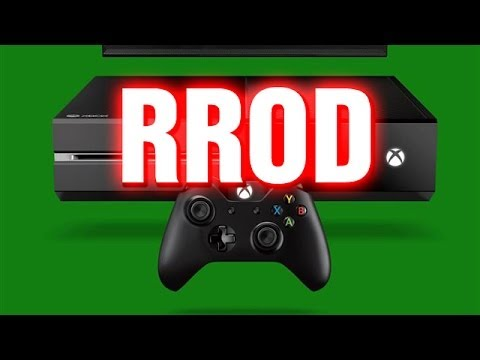Red Ring of Death XBox One #RROD - YouTube