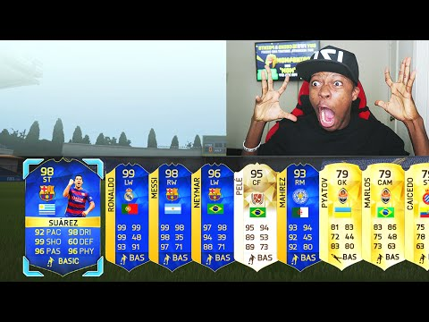 OMG THE BEST PACK OPENING OF THE YEAR !!! FIFA 16