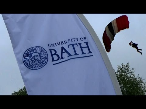 Ambient Guitar Music At Bath University Festival