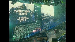 Twenty One Pilots Bandito Tour Milwaukee WI 10/20/18