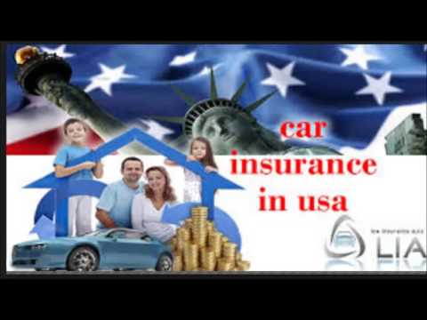 Vehicle insurance in the United States