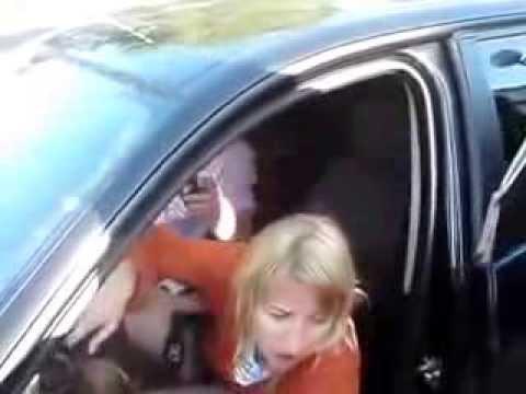 Секс С Пьяной Олькой В Машине