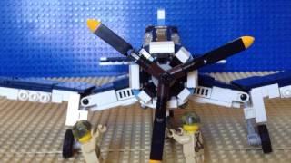 f4u corsair flight test