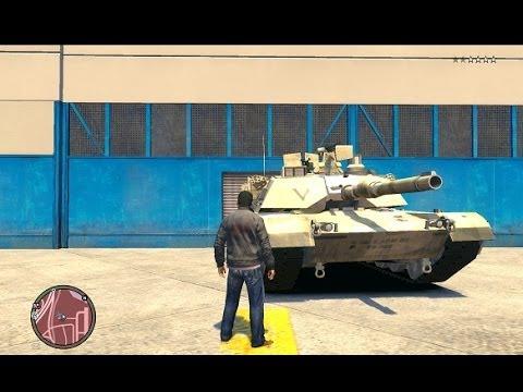 GTA IV Tank Script - Walkthrough And Tips - M1a2 Abrams Tank