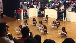 Dancing Dolls vs YCDT Supastarz Slow Stand Battle ( Pt  1)