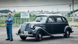 1936 Toyota AA Replica - Jay Leno's Garage