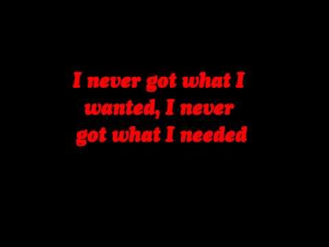 Korn - Eaten up inside with lyrics