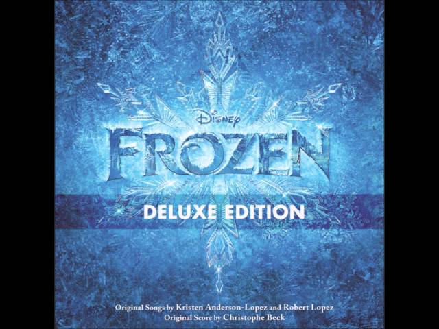 9. Fixer Upper - Frozen (OST)