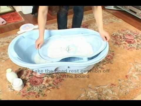 babydam baby bathwater barrier doovi. Black Bedroom Furniture Sets. Home Design Ideas