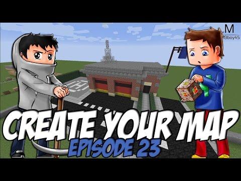Create Your Map   Caserne de Pompier   Episode 23