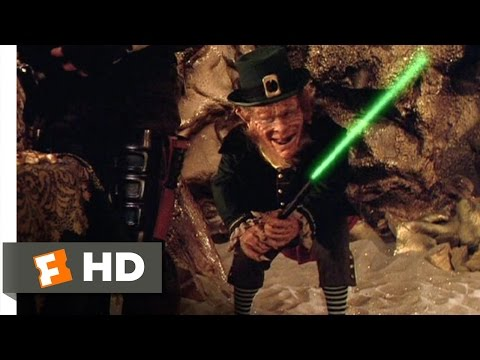 Leprechaun 4: In Space (1/9) Movie CLIP - The Leprechaun's Treasures (1997) HD
