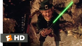 Leprechaun 4: In Space (1/9) Movie CLIP - The Leprechaun's Treasures (1997) HD
