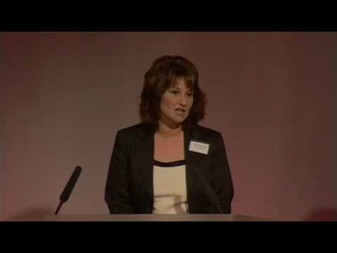 Jane Walker - Window to the World Women of the Year Award 2009