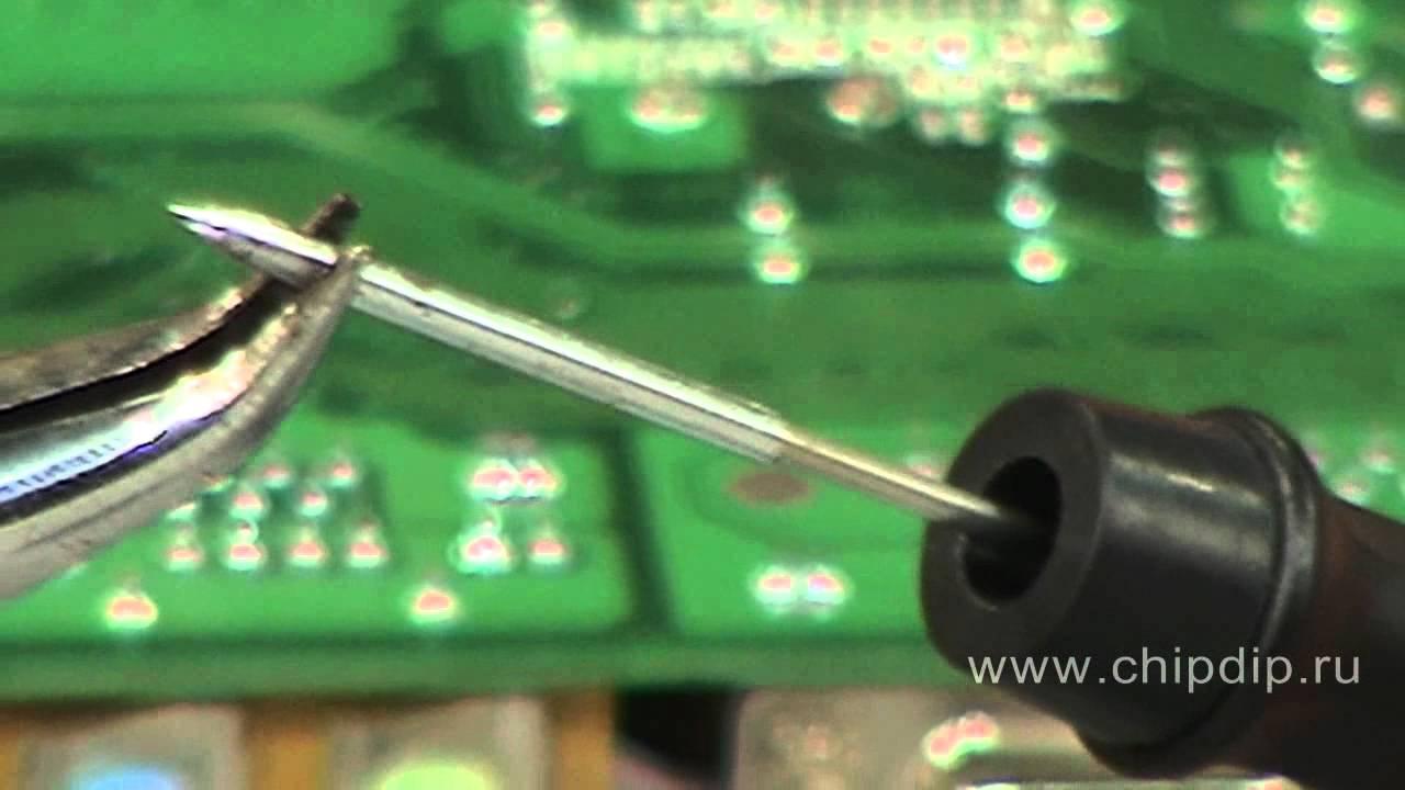 minor 045bdg micro miniature soldering iron youtube. Black Bedroom Furniture Sets. Home Design Ideas