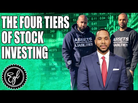 THE FOUR TIERS OF STOCK INVESTING