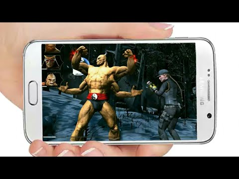 How To Download Mortal Kombat X For Any Android