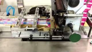 Автоматический целлофанатор для обертывания картонных коробок тонкой прозрачной пленкой мод.175В(, 2015-01-16T07:04:13.000Z)