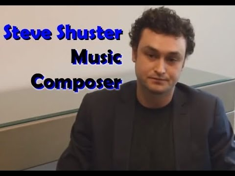 Break Into Television: Brown Bag Lunch Interview with music composer Steve Shuster
