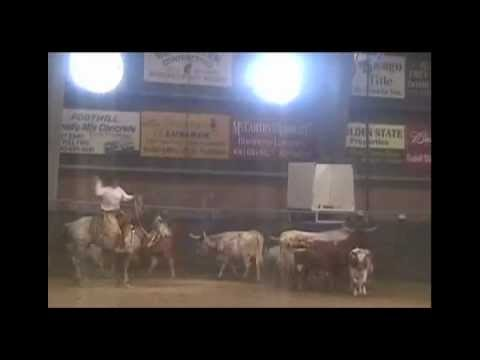 The Californios Ranch Roping & Stock Horse Contest Highlights