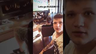 s1mple reaction (Russia vs Spain)