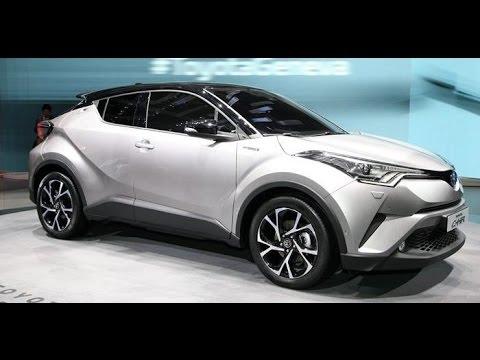 [Xe Toyota mới]Lần đầu tiên ra mắt thị trường Mỹ, 2018 Toyota C-HR.#88.