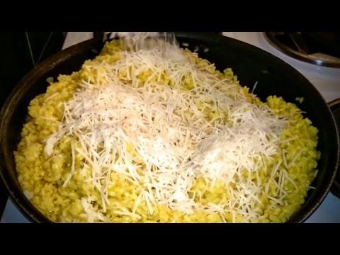 Ризотто рецепт с рисом Итальянская кухня как приготовить блюдо на ужин вкусно дома пошагово
