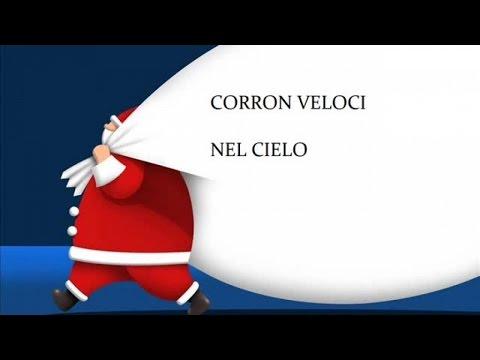 Le renne di Babbo Natale - canzoni natalizie con testo