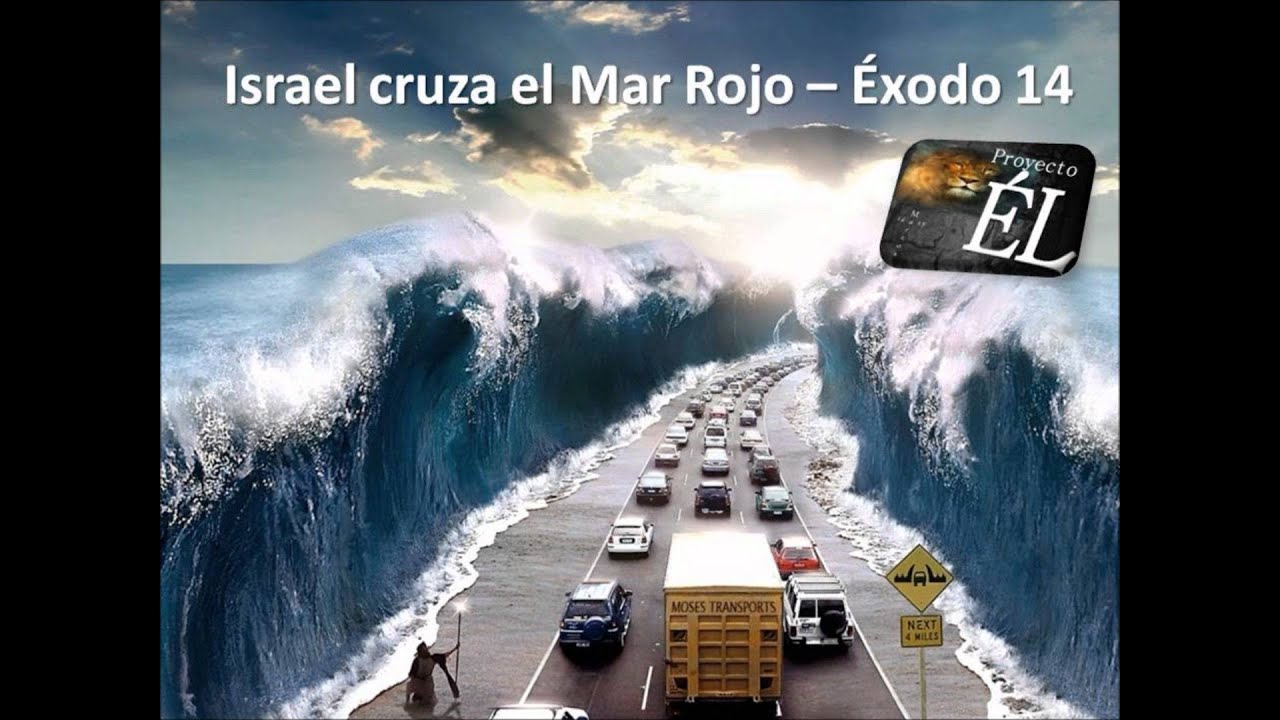 Israel cruza el Mar Rojo.wmv - YouTube