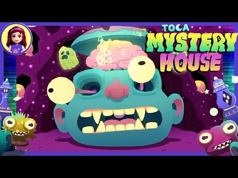 Toca Mystery House App Gameplay Silly Review with Millie & Me