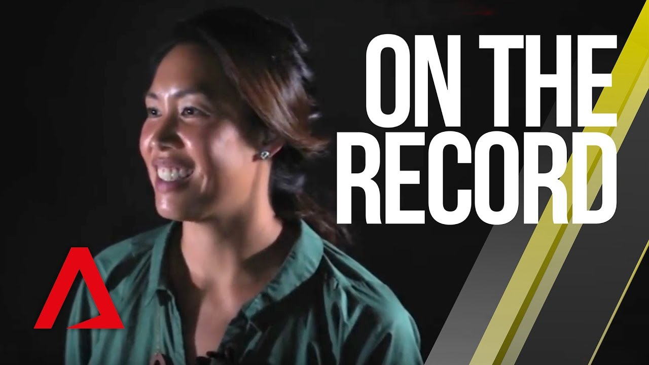 On the Record: Former Singapore swimmer Joscelin Yeo