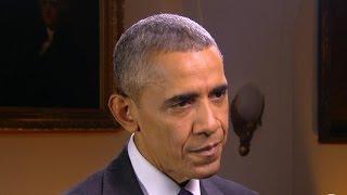بالفيديو.. أوباما يطالب يتغليظ قوانين حمل السلاح في أمريكا