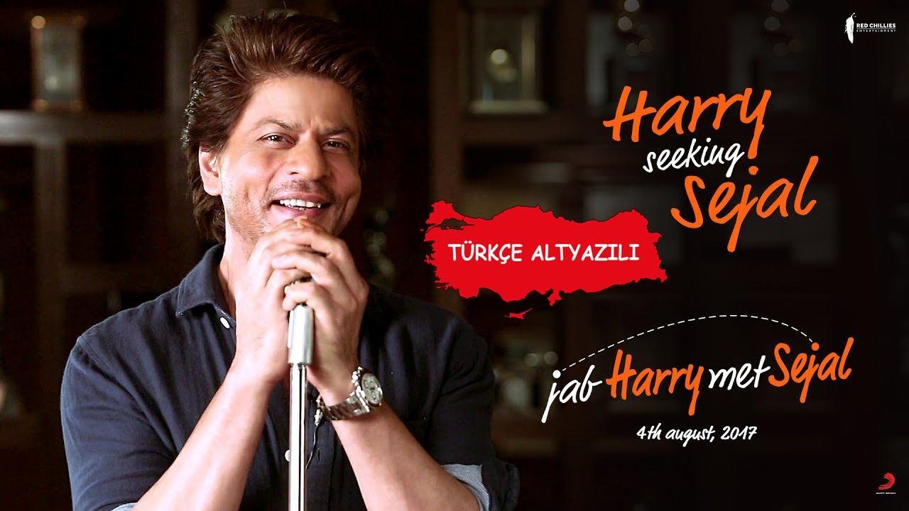 Download #HarrySeekingSejalContest #HarrySejalınıArıyorYarışması  (Tr Altyazılı) | Jab Harry Met Sejal