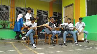 Jaga Dia - Bubble Shooter (COVER) BAND SMK AL WAHYU