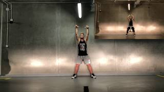 Janet Jackson X Daddy Yankee - Made For Now - Zumba® Fitness