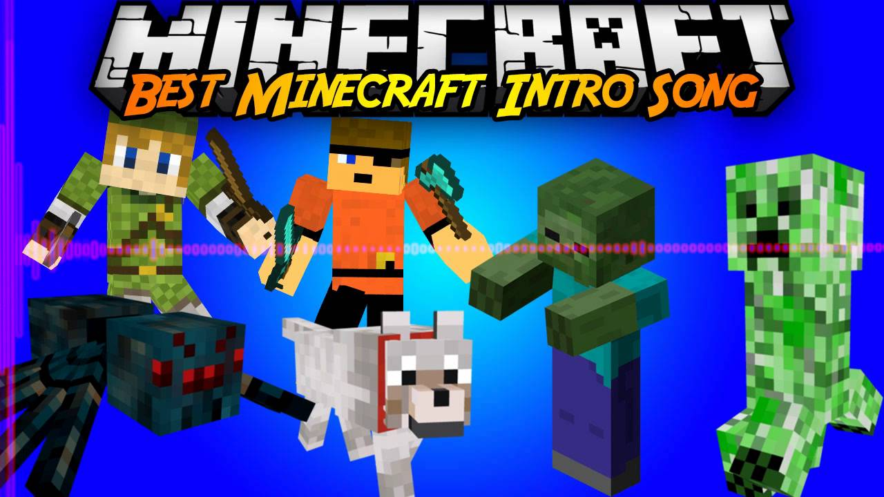 best minecraft intro music for youtube youtube