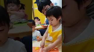 [구남매] 어린이집 요리 체험학습