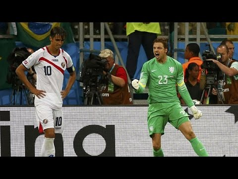Remember this? #2 | Tim Krul vs Costa Rica 2014